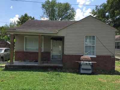 Bradford, Dyer, Gibson, Humbodlt, Humboldt, Huntingdon, Jackson, Kenton, Rutherford, Three Way, Windy City, Yorkville Single Family Home For Sale: 2606 McDearmon