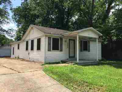 Bradford, Dyer, Gibson, Humbodlt, Humboldt, Huntingdon, Jackson, Kenton, Rutherford, Three Way, Windy City, Yorkville Single Family Home For Sale: 2004 Osborne
