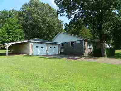 Henderson County Single Family Home For Sale: 15040 Hwy 22 North