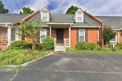 Haywood County Condo/Townhouse For Sale: 257 Cromwell