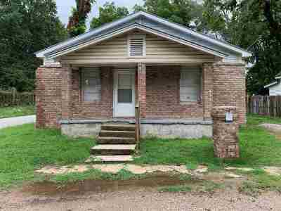 Hardeman County Single Family Home For Sale: 401 N Water