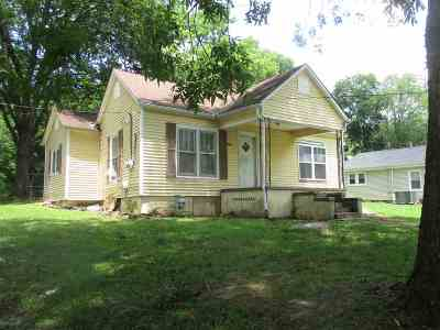 Dyer Single Family Home Backup Offers Accepted: 308 E Walnut