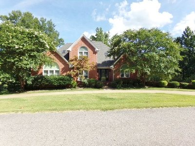 Dyersburg Single Family Home For Sale: 79 Elm
