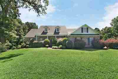 Trenton Single Family Home For Sale: 33 Oak Leaf Drive