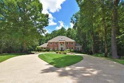 Jackon, Jackson, Jackson Tn, Jakcson Single Family Home For Sale: 23 Deepwood