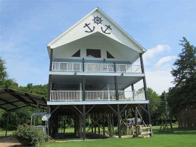 Hardin County Single Family Home For Sale: 552 Catfish Lane