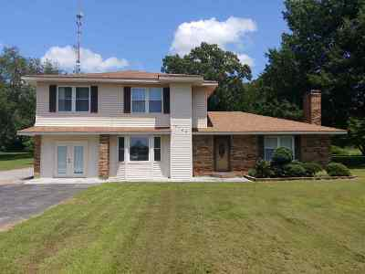 Carroll County Single Family Home For Sale: 2160 Connie Allen