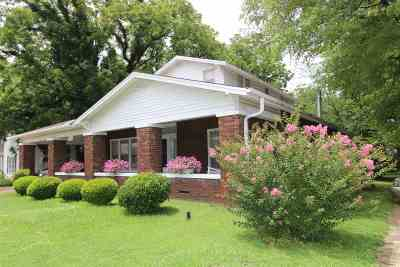 Milan Single Family Home For Sale: 1044 College St