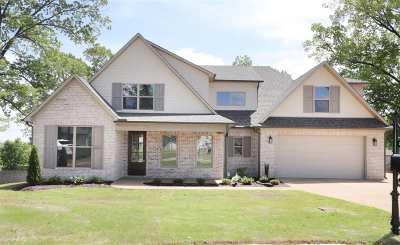 Jackon, Jackson, Jackson Tn, Jakcson Single Family Home For Sale: 21 Waterfront Cove