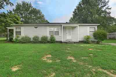 Milan Single Family Home For Sale: 3102 Ragsdale