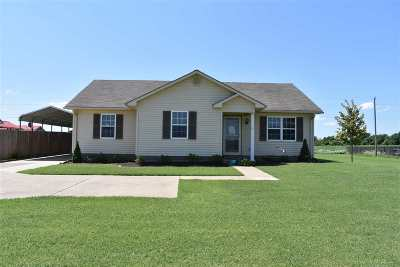 Newbern Single Family Home Backup Offers Accepted: 839 E Highway 77