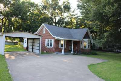 Crockett County Single Family Home For Sale: 371 N Bells