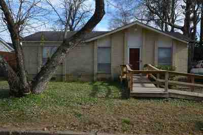 Haywood County Single Family Home For Sale: 1038 Hungerford St