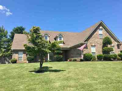 Gibson County Single Family Home For Sale: 155 Stonecreek
