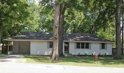 Dyersburg Single Family Home Backup Offers Accepted: 220 Gurley