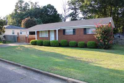 Haywood County Single Family Home For Sale: 948 Meadow