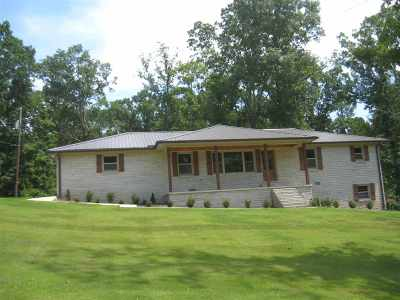 McNairy County Single Family Home For Sale: 161 Pecan