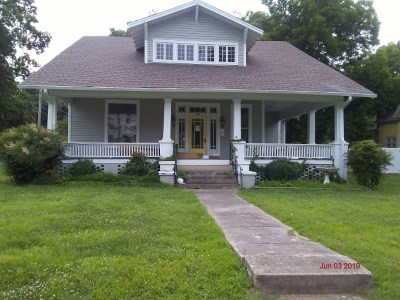 Trenton Single Family Home For Sale: 610 High St