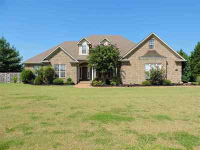 Gibson County Single Family Home For Sale: 651 Blackmon