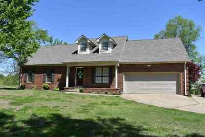 Newbern Single Family Home For Sale: 290 Red Bell Rd