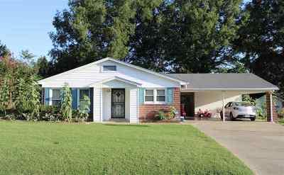 Gibson County Single Family Home For Sale: 106 E Armory
