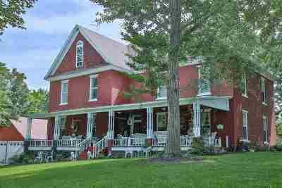 Weakley County Single Family Home For Sale: 329 S Poplar