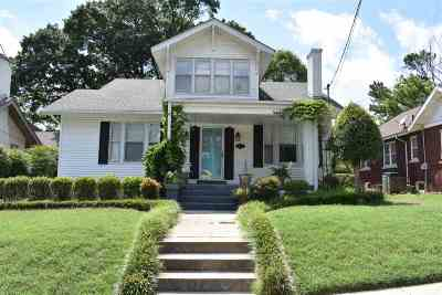 Dyersburg Single Family Home For Sale: 605 Elm