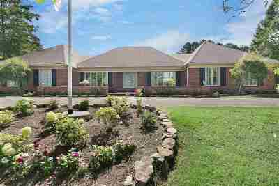 Jackon, Jackson, Jackson Tn, Jakcson Single Family Home For Sale: 1003 Country Club