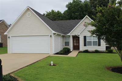 Haywood County Single Family Home For Sale: 108 Farmdale Cv