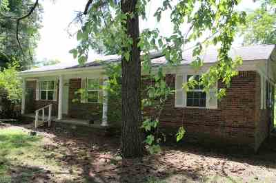 Haywood County Single Family Home For Sale: 671 Briarcreek Rd