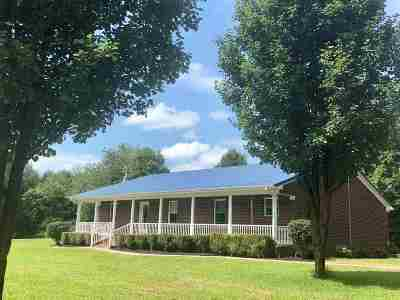 Gibson County Single Family Home Backup Offers Accepted: 182 Esquire Hunt