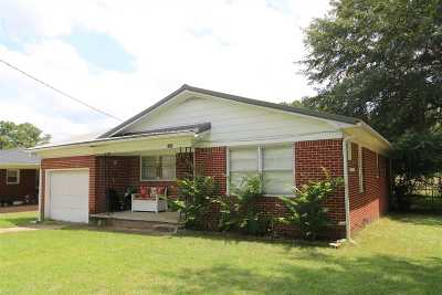 Milan TN Single Family Home For Sale: $67,000