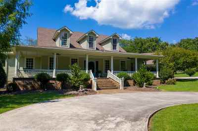 Gibson County Single Family Home For Sale: 100 Stovall