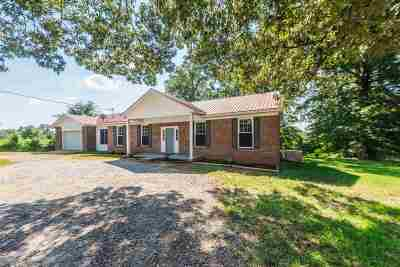 Henderson County Single Family Home For Sale: 2010 Blue Goose