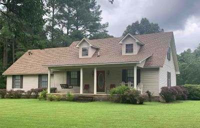 Hardeman County Single Family Home For Sale: 7120 Powell Chapel Rd