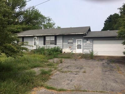 Obion County Single Family Home For Sale: 5014 Milltown