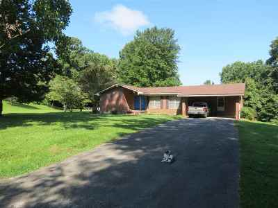 Dyersburg Single Family Home For Sale: 931 Simpson Road