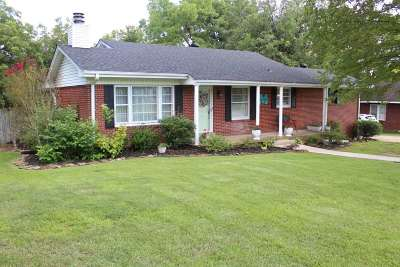 Henderson County Single Family Home For Sale: 200 White