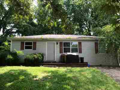 Newbern Single Family Home For Sale: 516 Walnut St