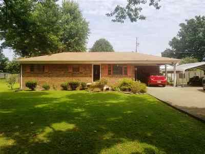 Dyersburg Single Family Home For Sale: 226 Copeland