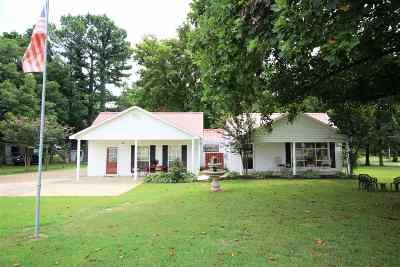 Haywood County Single Family Home For Sale: 1404 E Main