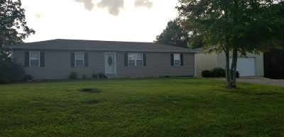 McNairy County Single Family Home For Sale: 74 Bishop