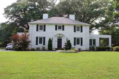 Dyer County Single Family Home For Sale: 2511 Hwy 51 S