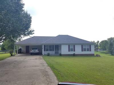 Newbern Single Family Home Backup Offers Accepted: 1805 Lanesferry