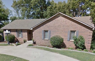 Dyersburg Single Family Home For Sale: 615 Sugg