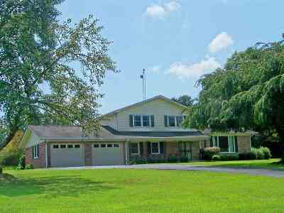 Trenton Single Family Home For Sale: 343 Dyersburg Hwy