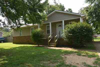 Gibson County Single Family Home For Sale: 122 Bryce