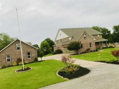 Trenton Single Family Home For Sale: 121 Graves