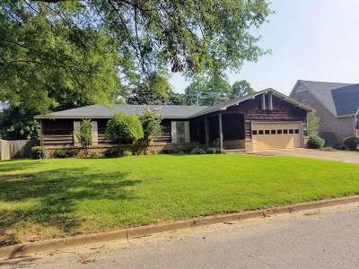 Gibson County Single Family Home For Sale: 3431 Clinton