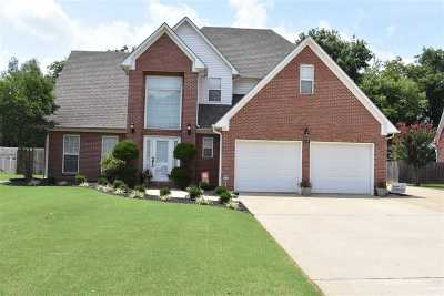 Dyersburg Single Family Home Backup Offers Accepted: 213 Rosemont